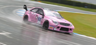 Donington, Superstars Series R5 2011