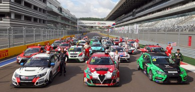 TCR Series Sochi 2