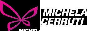 Michela Cerruti, logo